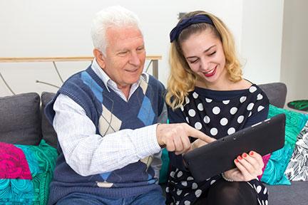 home technology for seniors