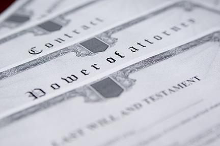 Legal Documents for Seniors | SeniorLiving.com