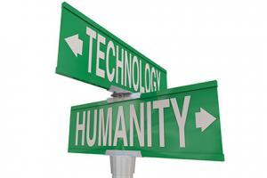 technology vs. caregiving