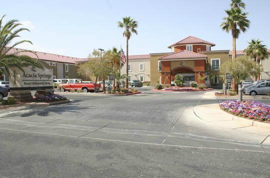 Acacia Springs Resort Retirement Community Seniorliving Com