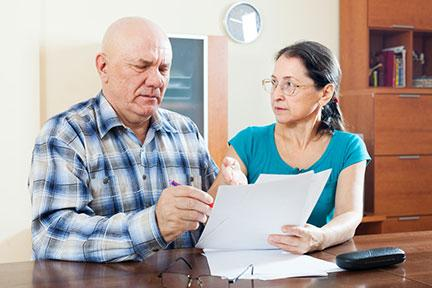 The ten warning signs of Alzheimers disease