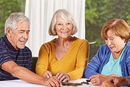 congregate senior living